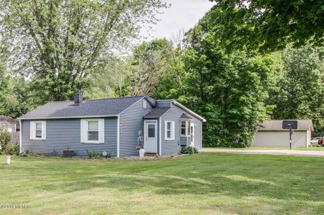 10493 3 Mile Road, East Leroy, MI 49051 (MLS #19053420) :: Matt Mulder Home Selling Team