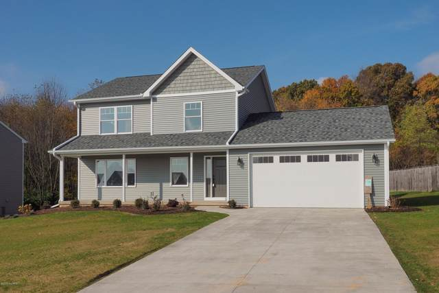 109 Grandview, Galesburg, MI 49053 (MLS #19053714) :: Deb Stevenson Group - Greenridge Realty