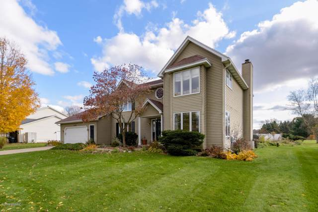 9456 Sumac, Galesburg, MI 49053 (MLS #19053830) :: Deb Stevenson Group - Greenridge Realty