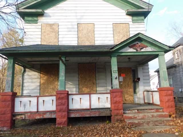 137 E Michigan Avenue, Galesburg, MI 49053 (MLS #19053841) :: CENTURY 21 C. Howard