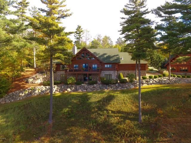 3815 Smith Road, Onekama, MI 49675 (MLS #19054235) :: Deb Stevenson Group - Greenridge Realty