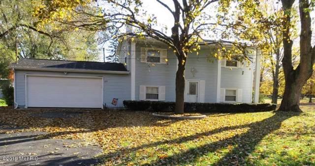 271 N Fiske Road, Coldwater, MI 49036 (MLS #19054328) :: JH Realty Partners