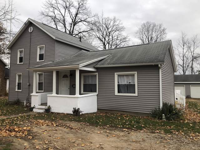 230 W Leigh Street, Homer, MI 49245 (MLS #19054548) :: Deb Stevenson Group - Greenridge Realty
