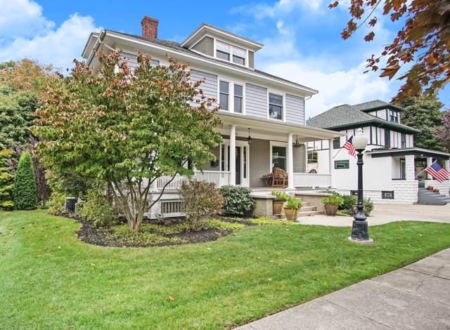 631 Lake Avenue, Grand Haven, MI 49417 (MLS #19054552) :: Deb Stevenson Group - Greenridge Realty