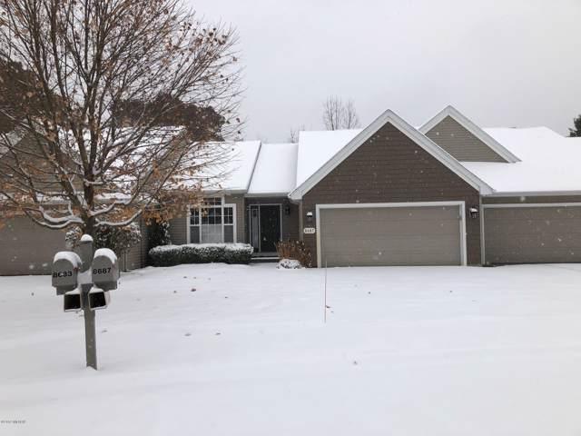 8687 Oakland Hills Circle #3, Portage, MI 49024 (MLS #19054608) :: Matt Mulder Home Selling Team