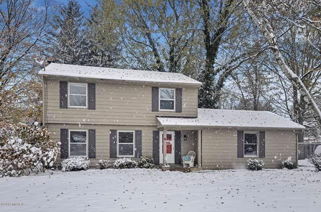 5762 Lamplighter Lane, Kalamazoo, MI 49009 (MLS #19054620) :: Matt Mulder Home Selling Team