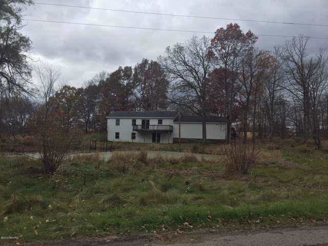 5376 S Lake Road, Greenville, MI 48838 (MLS #19054644) :: JH Realty Partners