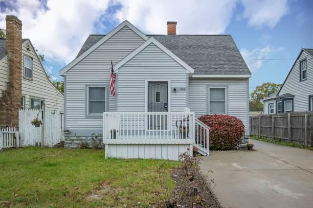 854 Ada Avenue, Muskegon, MI 49442 (MLS #19054702) :: JH Realty Partners