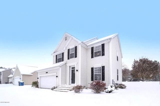 6936 Orchard Meadow Court, Portage, MI 49024 (MLS #19054786) :: Matt Mulder Home Selling Team