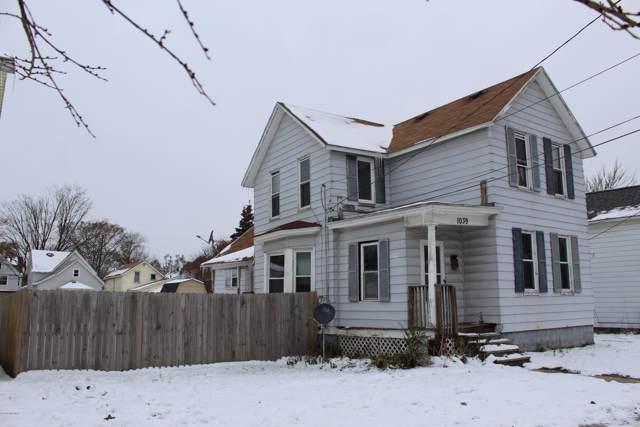 1039 Broadway Avenue NW, Grand Rapids, MI 49504 (MLS #19054825) :: JH Realty Partners