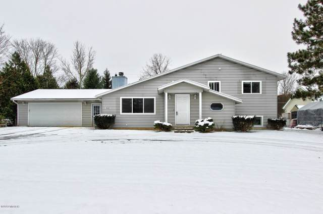 1022 10 Mile Rd NE, Comstock Park, MI 49321 (MLS #19054885) :: JH Realty Partners