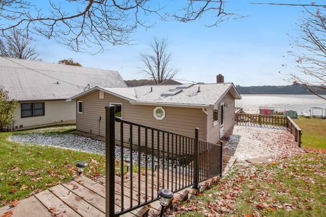 4911 Lakefront Drive, Delton, MI 49046 (MLS #19054896) :: JH Realty Partners