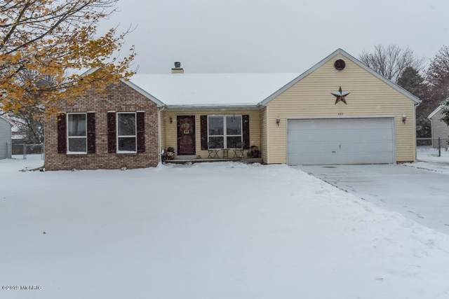 432 Cynthia Street, Galesburg, MI 49053 (MLS #19054903) :: Deb Stevenson Group - Greenridge Realty