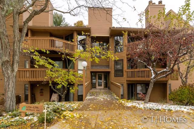 1284 Hillburn Avenue NW #20, Grand Rapids, MI 49504 (MLS #19054923) :: JH Realty Partners