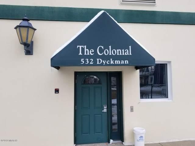 532 Dyckman Avenue Unit 10-11, South Haven, MI 49090 (MLS #19054934) :: CENTURY 21 C. Howard
