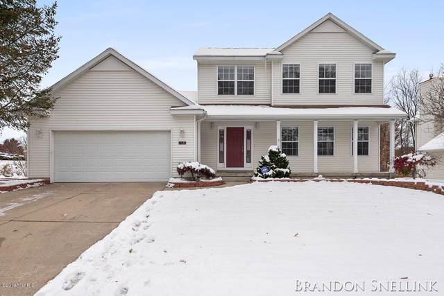 2335 Granite Street SE, Grand Rapids, MI 49508 (MLS #19054975) :: JH Realty Partners