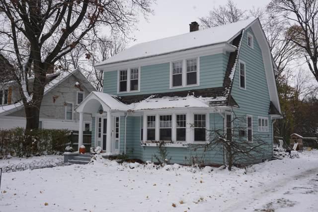 1308 Howland Avenue, Kalamazoo, MI 49001 (MLS #19055004) :: JH Realty Partners