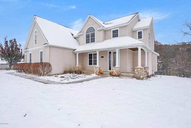 5590 Creekridge Drive, Middleville, MI 49333 (MLS #19055040) :: JH Realty Partners