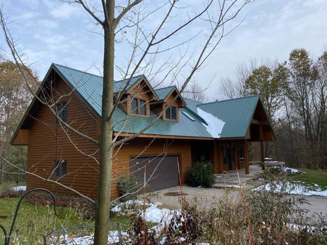 2231 W East Hills Drive, New Era, MI 49446 (MLS #19055044) :: JH Realty Partners