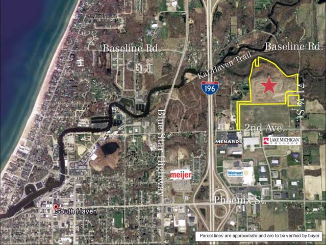 210 71 1/2 Street, South Haven, MI 49090 (MLS #19055053) :: Deb Stevenson Group - Greenridge Realty