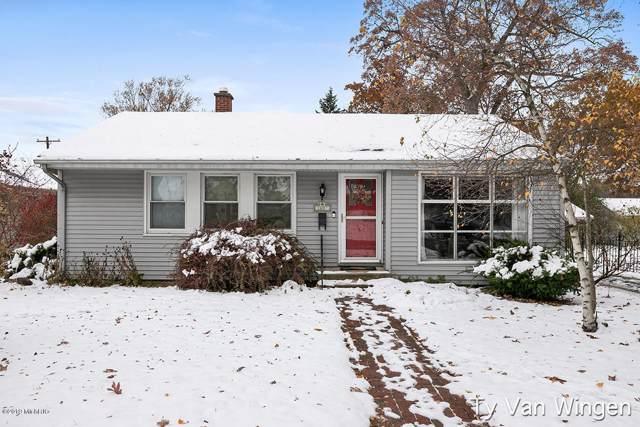 1607 Lyon Street NE, Grand Rapids, MI 49503 (MLS #19055061) :: JH Realty Partners