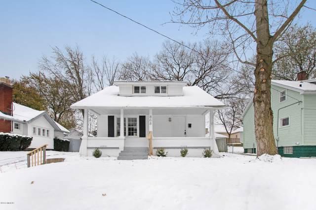 868 Hollywood Street NE, Grand Rapids, MI 49505 (MLS #19055068) :: JH Realty Partners