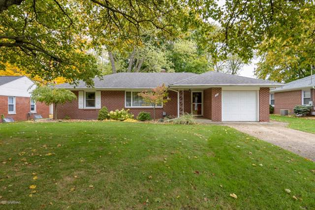 2916 Parchmount Avenue, Kalamazoo, MI 49004 (MLS #19055083) :: Deb Stevenson Group - Greenridge Realty