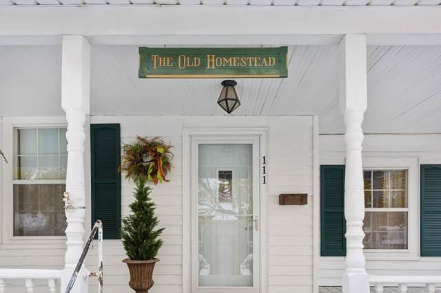 111 Moccasin Street, Buchanan, MI 49107 (MLS #19055106) :: CENTURY 21 C. Howard