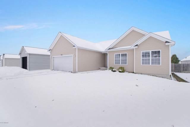 293 Murphys Trail, Kalamazoo, MI 49009 (MLS #19055158) :: Matt Mulder Home Selling Team
