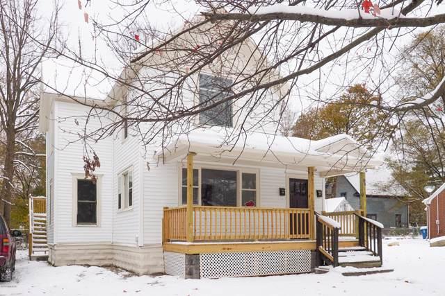 911 E Stockbridge Avenue, Kalamazoo, MI 49001 (MLS #19055175) :: Deb Stevenson Group - Greenridge Realty