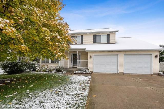 871 Maiden Lane, St. Joseph, MI 49085 (MLS #19055203) :: Deb Stevenson Group - Greenridge Realty