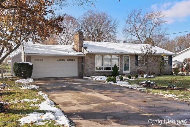 1133 Maplerow Avenue NW, Grand Rapids, MI 49534 (MLS #19055211) :: Deb Stevenson Group - Greenridge Realty