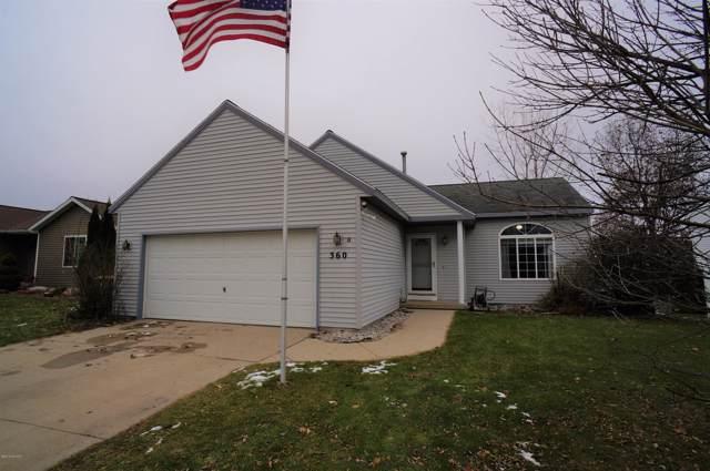 360 Tallgrass Drive, Cedar Springs, MI 49319 (MLS #19055271) :: CENTURY 21 C. Howard