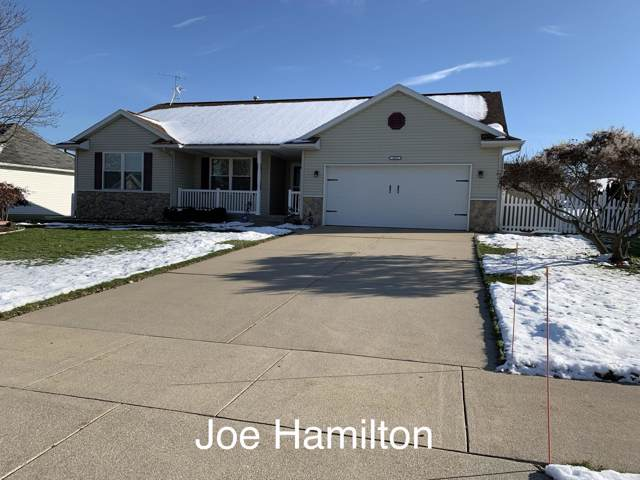 3062 Tansy Trail, Wyoming, MI 49418 (MLS #19055274) :: JH Realty Partners
