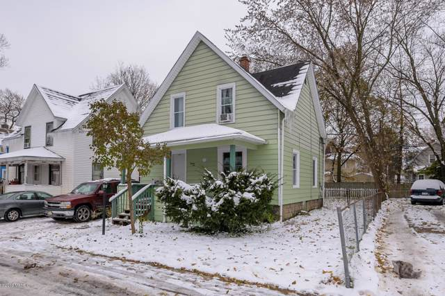 1510 Hays Park Avenue, Kalamazoo, MI 49001 (MLS #19055333) :: CENTURY 21 C. Howard