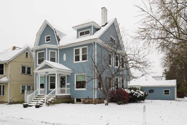 508 E Michigan Avenue, Marshall, MI 49068 (MLS #19055380) :: Deb Stevenson Group - Greenridge Realty