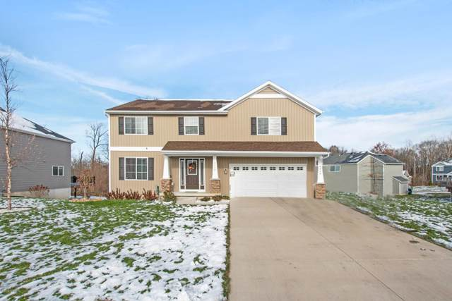 5729 Scotsglen Court, Caledonia, MI 49316 (MLS #19055422) :: JH Realty Partners