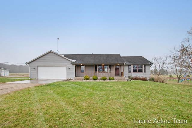 11784 Linden Drive NW, Marne, MI 49435 (MLS #19055441) :: JH Realty Partners
