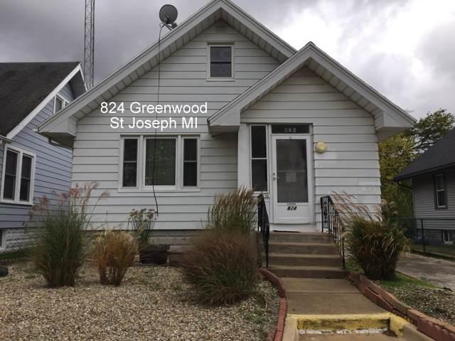 824 Greenwood Avenue, St. Joseph, MI 49085 (MLS #19055465) :: Deb Stevenson Group - Greenridge Realty