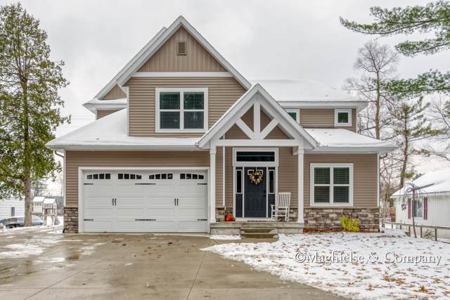 11576 W M 179 Hwy Highway, Middleville, MI 49333 (MLS #19055513) :: JH Realty Partners