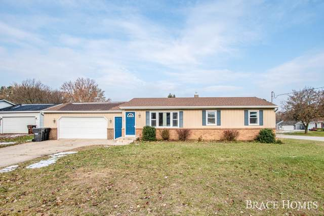 1313 Brookridge Drive SE, Kentwood, MI 49508 (MLS #19055566) :: JH Realty Partners
