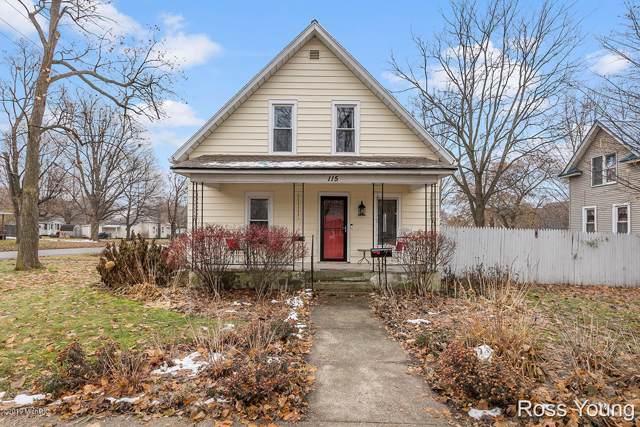 115 E Pearl Street, Greenville, MI 48838 (MLS #19055597) :: JH Realty Partners