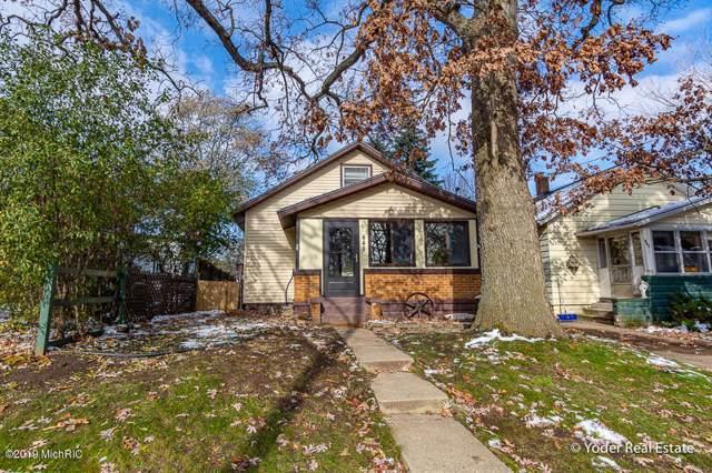 441 Barnett Street NE, Grand Rapids, MI 49503 (MLS #19055600) :: JH Realty Partners