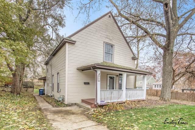 218 Graceland Street NE, Grand Rapids, MI 49505 (MLS #19055604) :: JH Realty Partners