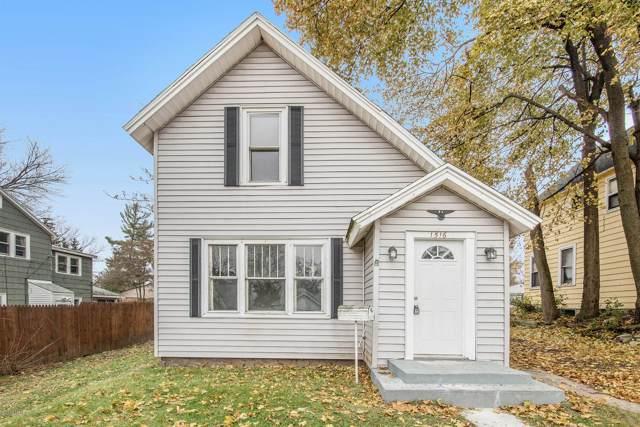 1516 Cole Avenue NE, Grand Rapids, MI 49505 (MLS #19055615) :: JH Realty Partners