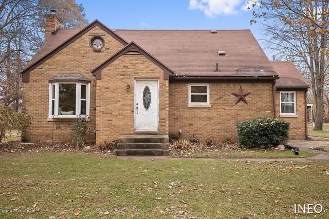 4589 Hall Street SW, Grand Rapids, MI 49534 (MLS #19055618) :: JH Realty Partners