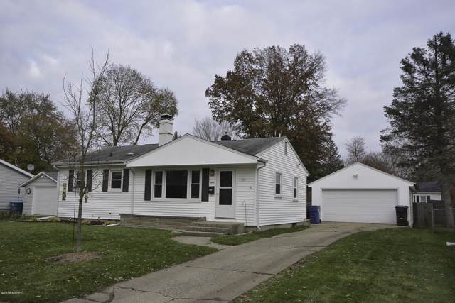 1130 Bretton Drive, Kalamazoo, MI 49006 (MLS #19055697) :: JH Realty Partners