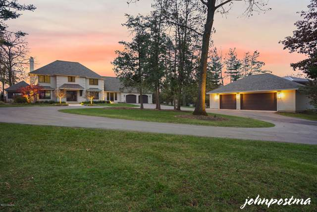 1360 Briarcliff Drive SE, Grand Rapids, MI 49546 (MLS #19055784) :: JH Realty Partners