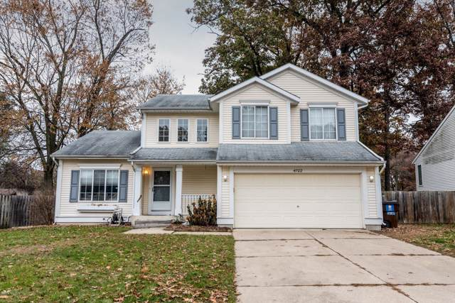 4702 Summer Creek Lane SE, Kentwood, MI 49508 (MLS #19055829) :: JH Realty Partners
