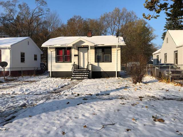 1262 Jennings Avenue, Benton Harbor, MI 49022 (MLS #19055852) :: Deb Stevenson Group - Greenridge Realty